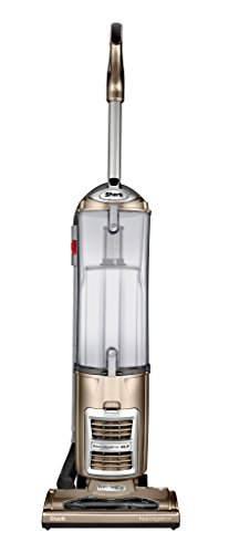Shark Navigator DLX Upright Vacuum in Gold/Silver