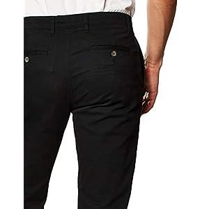 Amazon Essentials Men's Slim-Fit Casual Stretch Khaki