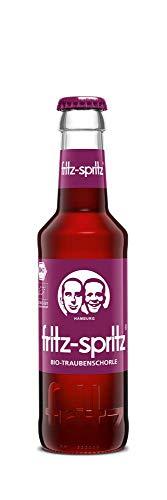 fritz-spritz Bio-Traubensaftschorle 12 x 0,2 Liter, inkl. Pfand
