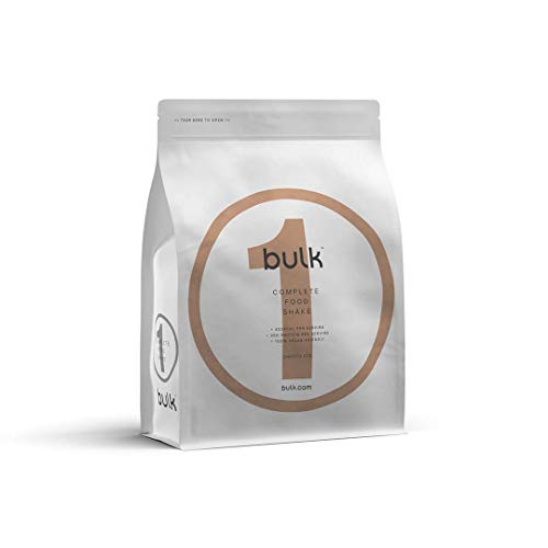 Bulk 1, Complete Food Shake, Chocolate, 3 kg