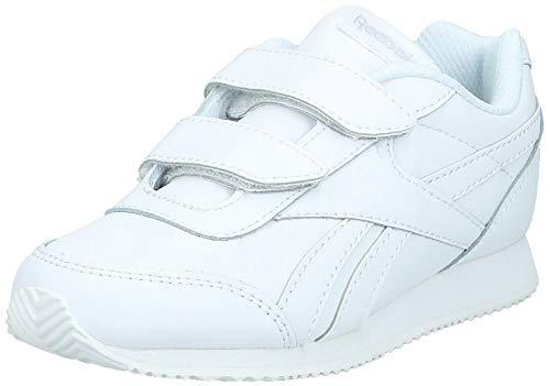 Reebok Royal Cljog 2 2V, Zapatillas de Trail Running para Bebés, Blanco (White White), 28 EU