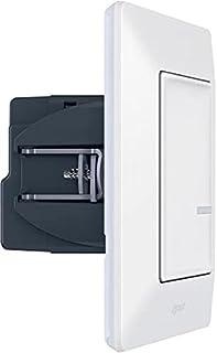 Legrand, Valena Life med Netatmo trådlös strömbrytare, dimmer alternativ, smart brytare, hemautomation, 5 till 300 W-lampo...