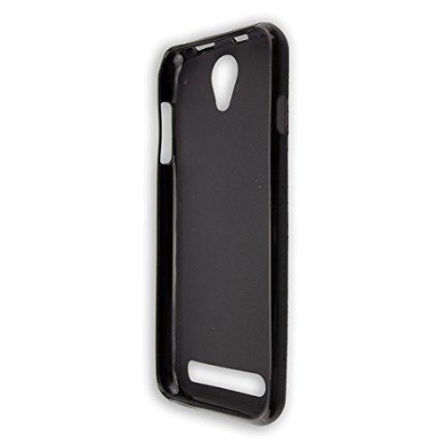caseroxx TPU-Hülle für Acer Liquid Z6, Handy Hülle Tasche (TPU-Hülle in schwarz)