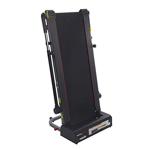 Sunny Health & Fitness Hybrid Walking Treadmill with Arm Exercise - SF-T7971, Black