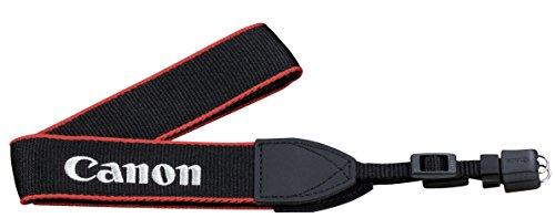 Canon EM-300DB - Correa de Nylon para el Cuello Compatible con EOS M5, Color Negro