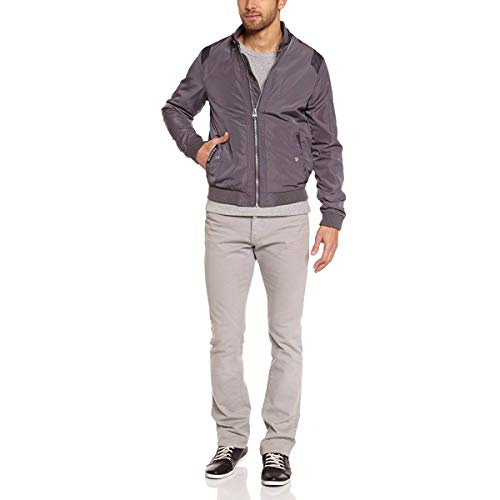 Redskins Ceed Maker Blouson, Gris (Grey), Small (Taille Fabricant: S) Homme