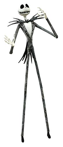 DIAMOND SELECT TOYS The Nightmare Before Christmas Best of Series: Jack Action Figure, Multicolor