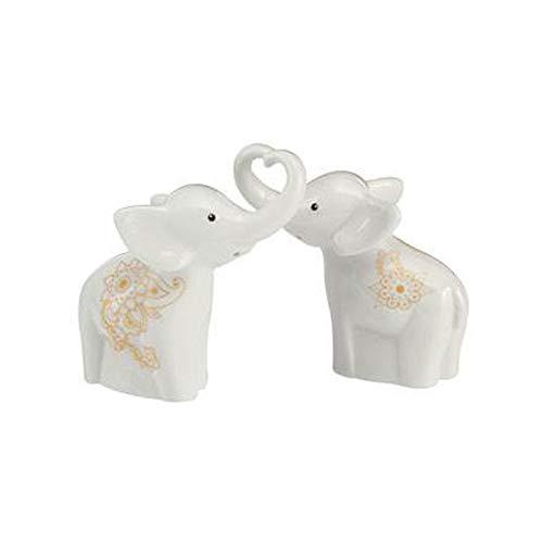 Goebel Elephant Elephant Accessoires Mandala - Salz + Pfeffer Neuheit 2019 70000591