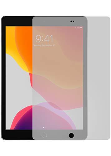Slabo 2 x Displayschutzfolie für iPad 10.2 (7. Generation | 2019) | iPad 10.2 (8. Generation | 2020) Wi-Fi + Cellular Displayschutz Schutzfolie Folie No Reflexion | Keine Reflektion MATT