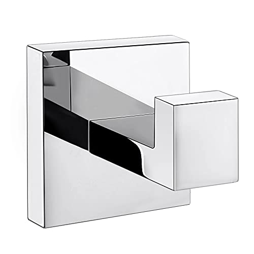 Homovater Porta Carta Igienica Inox Portarotolo Montaggio a Parete Carta Igienica Porta Rotolo Carta Igienica per Bagno e Toilette
