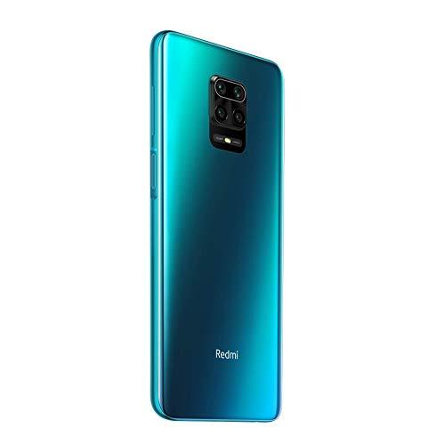 Redmi Note 9 Pro Max (Aurora Blue, 6GB RAM, 64GB Storage)