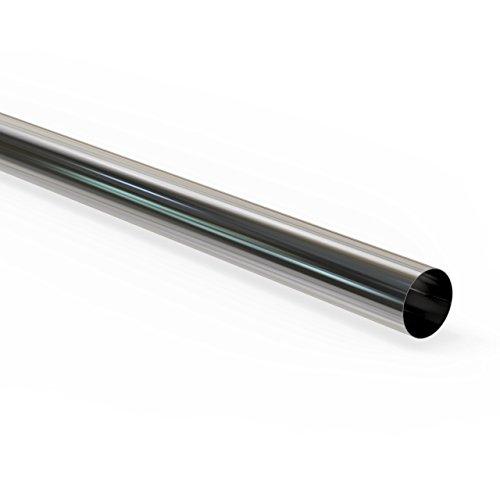 Abgasrohr Universal Kfz Auspuffrohr Auswahl: Ø 65 mm Außen Länge 100 cm