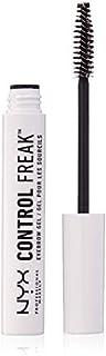 NYX PROFESSIONAL MAKEUP Control Freak Eyebrow Gel, 0.3 Ounce