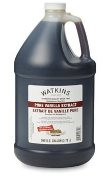 Watkins Pure Vanilla Extract One Gallon
