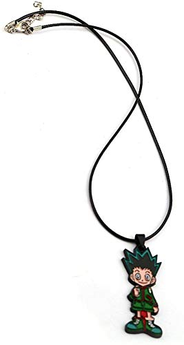 MNMXW Halsketten Metallfiguren Anhänger