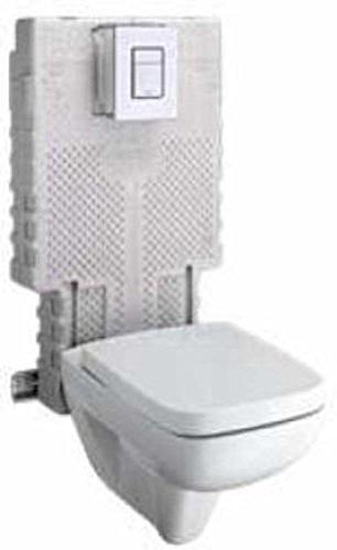 Ceravid Toilettendeckel überlappend