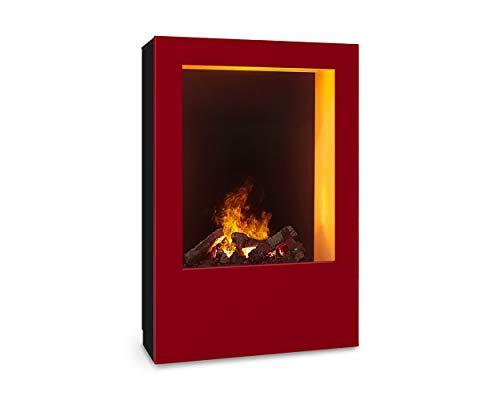 MAGMA Infrarot-Kaminofen, Optimyst Elektrofeuer mit echter Wärme, funkgesteuert
