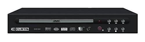 Fantastic Prices! Curtis DVD1041 Compact DVD Player (Certified Refurbished)