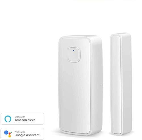 El detector de sensor de imán de puerta de ventana intelige