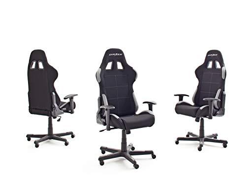 DX Racer 5 Robas Lund - Silla de Escritorio/Oficina/Gaming, con Ruedas, Altura Ajustable,...