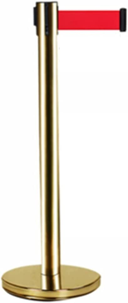 YYFANGYF Stanchion Posts Gold Barrier Cheap Colorado Springs Mall sale Pillar Ba Steel Stainless
