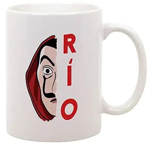 Tazza Mug Inspirato By La Casa di Carta Rio