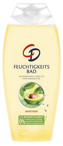 CD Feuchtigkeitsbad Avocado, 3er Pack (3 x 500 ml)