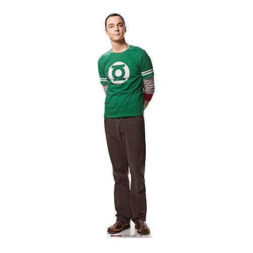 Star Cutouts Pappaufsteller von Doctor Sheldon Cooper