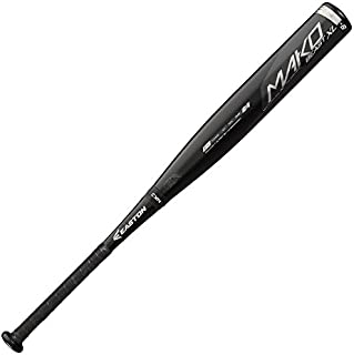 Easton SL17MK8 Mako Beast XL 2 5/8 8 Composite Senior League Big Barrel Baseball Bat