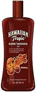 Hawaiian Tropic Dark Tanning Oil, Original 8 fl oz (237 ml)