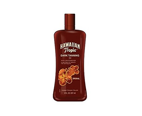 Hawaiian Tropic Dark Tanning Lotion