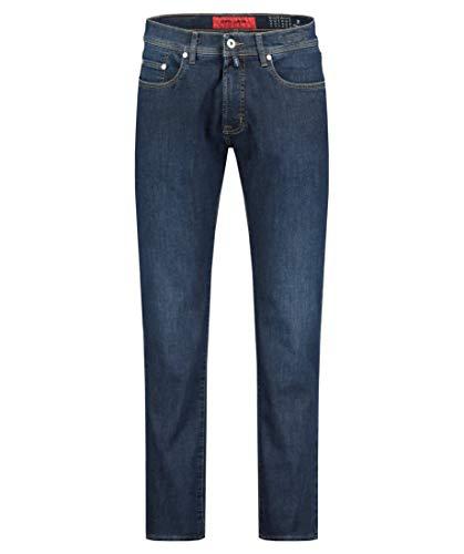 Pierre Cardin Herren Lyon Voyage Denim Jeans, Blau, 38W /34L