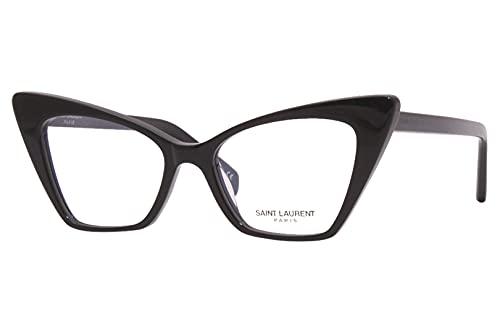 Occhiali da vista Saint Laurent SL 244 VICTOIRE OPT Black 51/17/145 donna