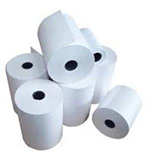 NOW PRODUCTS UK MADE - Rollos de papel térmico para puntos de venta electrónicos (40 rollos por caja de 80 x 80 mm)
