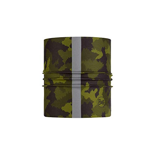Original Buff Dog Reflective Hunter Military S/M Tubular Hund, Unisex Erwachsene, Einheitsgröße