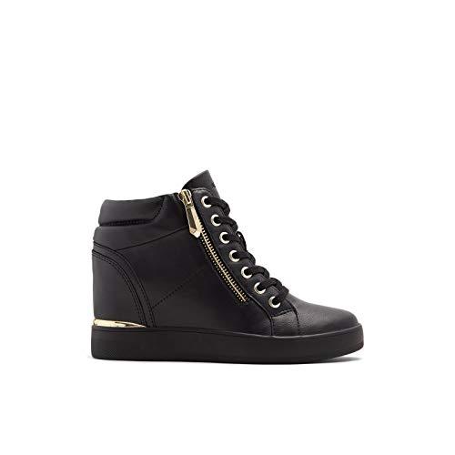 ALDO Damen Sneaker, Schwarz Multi, 36.5 EU