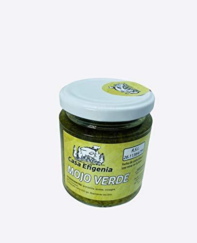 Mojo Verde EFIGENIA 220 gr. Producto Islas Canarias.
