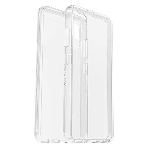 OtterBox Sleek Case - schlanke, sturzsichere Schutzhülle für Samsung Galaxy A41 (ohne Einzelhandelsverpackung), transparent, 77-66015