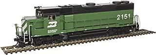 Atlas HO Scale EMD GP38-2 Diesel Locomotive Burlington Northern/BN #2151