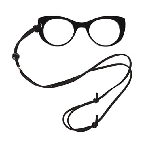 Incdnn Protable Neck Hanging Necklace sin piernas Gafas de lectura para hombres y mujeres Presbyopia gafas de lectura + 1.0 hasta + 3.5 gafas de lectura para hombres luz azul bloquea 1.0