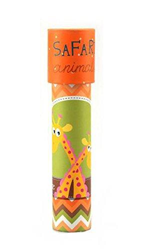 Black Temptation Moquette de Girafe Mignonne Jouets de Kaléidoscope pour Enfants