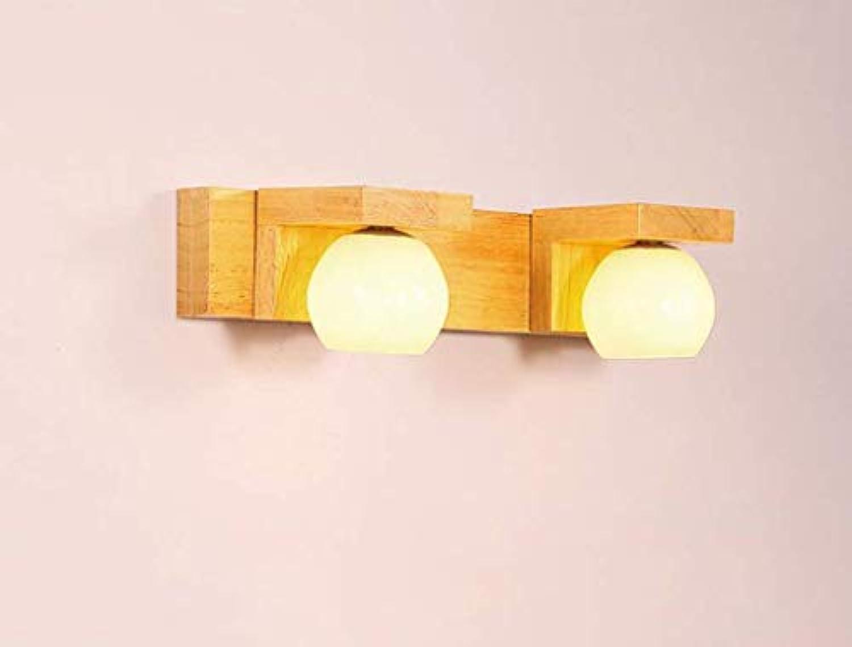 Ogsiwr - Badezimmerspiegellampen Spiegelfrontleuchte Einfache Kreative Badezimmerspiegel Scheinwerfer Kommode Spiegel Kabinettbeleuchtung Badezimmerbeleuchtung (Farbe   1, Gre   -)