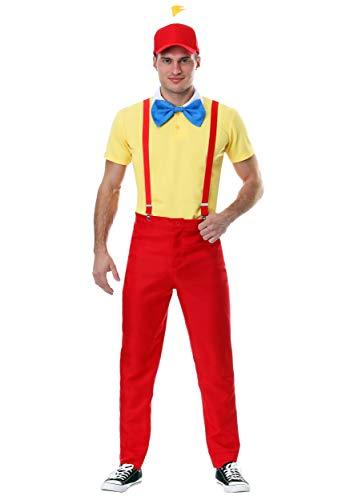 Disfraz Dapper Tweedle Dee/Dum para hombre X-Small