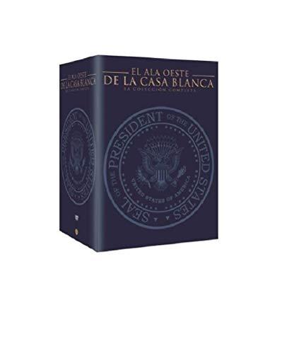 Pack El Ala Oeste De Casa Blanca Temporada 1-7 Colección Completa [DVD]