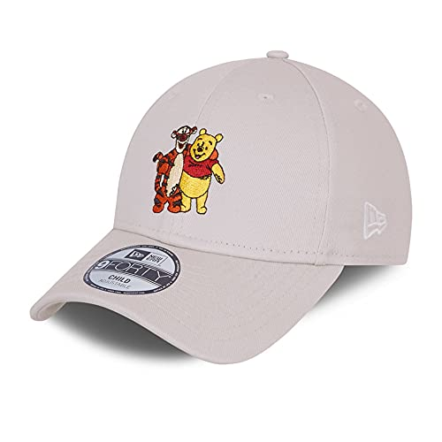 New Era Winnie Pooh Disney Character 9Forty Adjustable Kids Cap - Child
