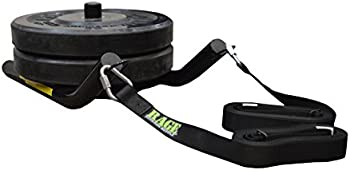 Rage Fitness CF-SL000 R2 Weighted Training Pull Sled