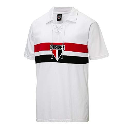 Camisa Retrô São Paulo Corda