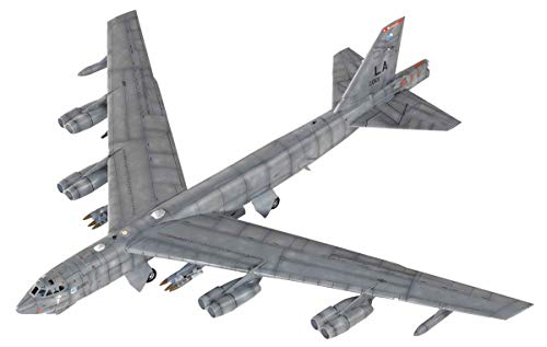 アカデミー 1/144 アメリカ空軍 B-52H ストラトフォートレス バッカニアーズ プラモデル 12622