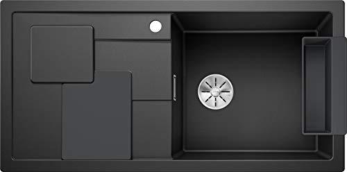 Blanco 525048 SITY XL 6 S Küchenspüle, anthrazit, 60 cm Unterschrank
