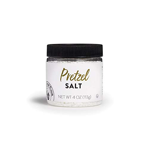 King Arthur Flour Pretzel Salt (Brezelsalz) - 113g - 4 oz.